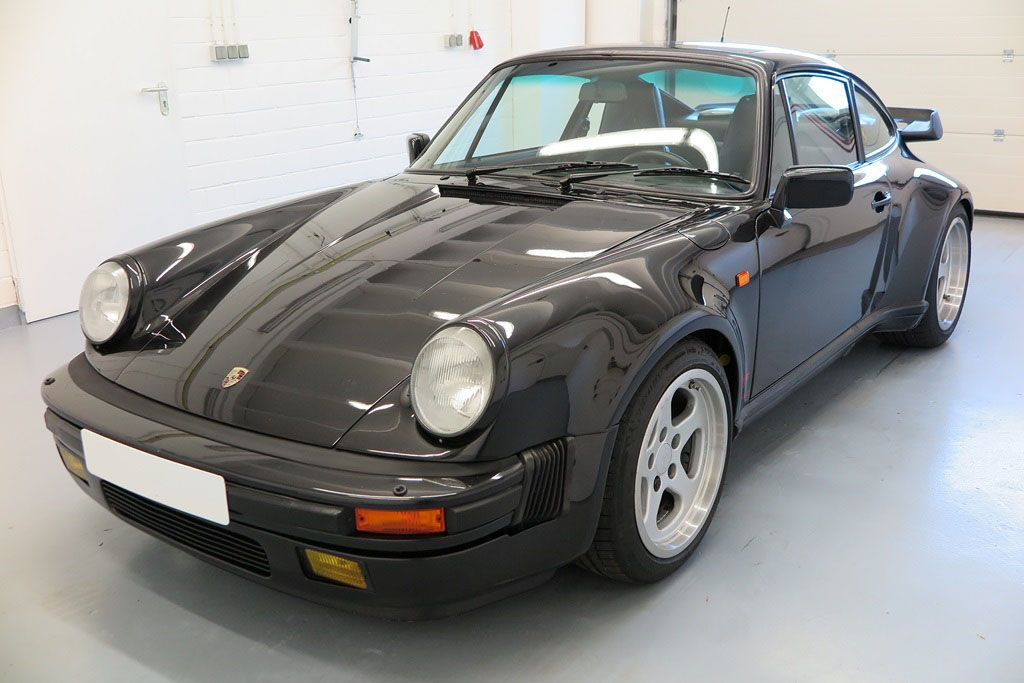 Porsche 930 Turbo RUF BTR - Investment Cars