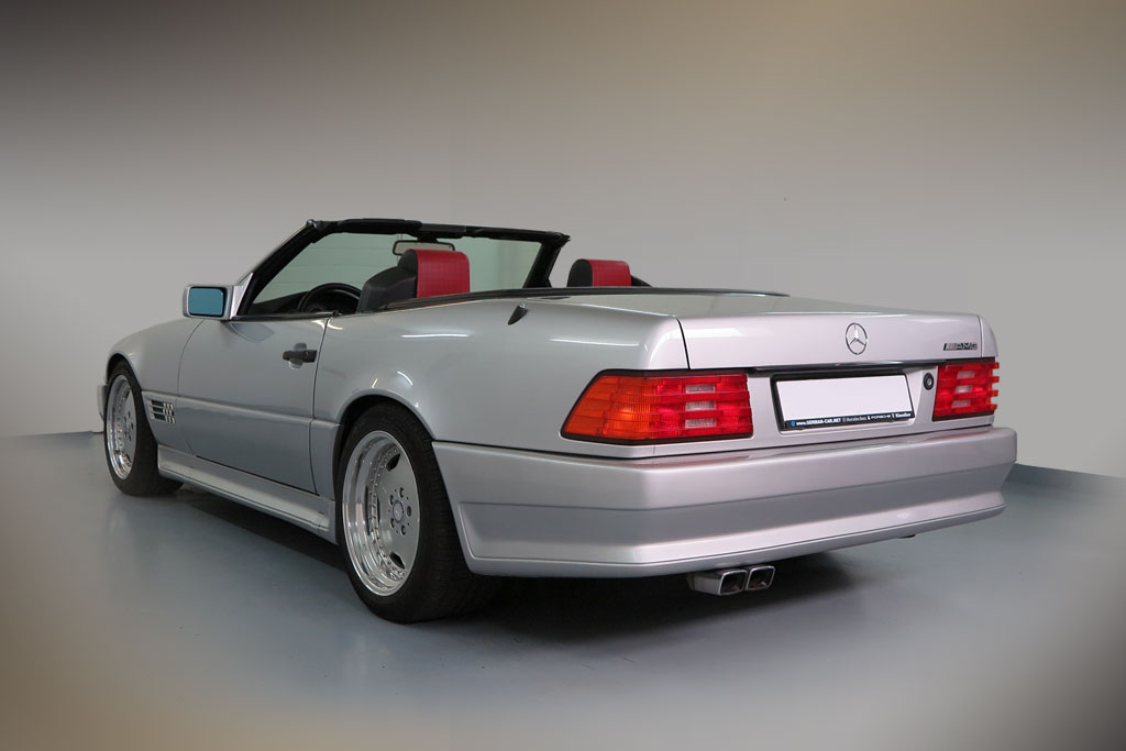 Mercedes Sl60 Amg Mille Miglia Investment Cars